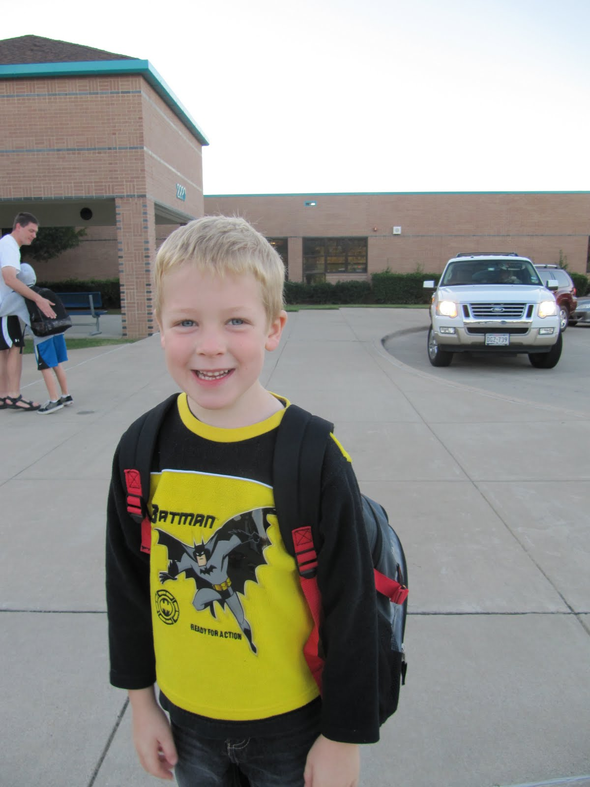Savor The Days: Last Day Of School