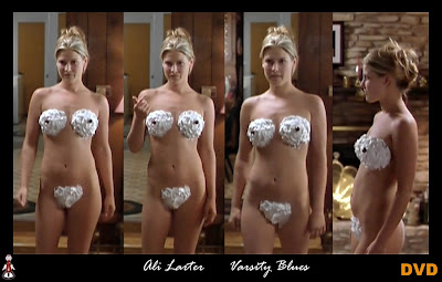 Ali larter whip cream bikini