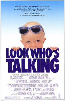 Baixar Filme Olha Quem Está Falando – Dublado