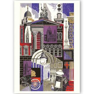 London Underground Posters Colour Mx