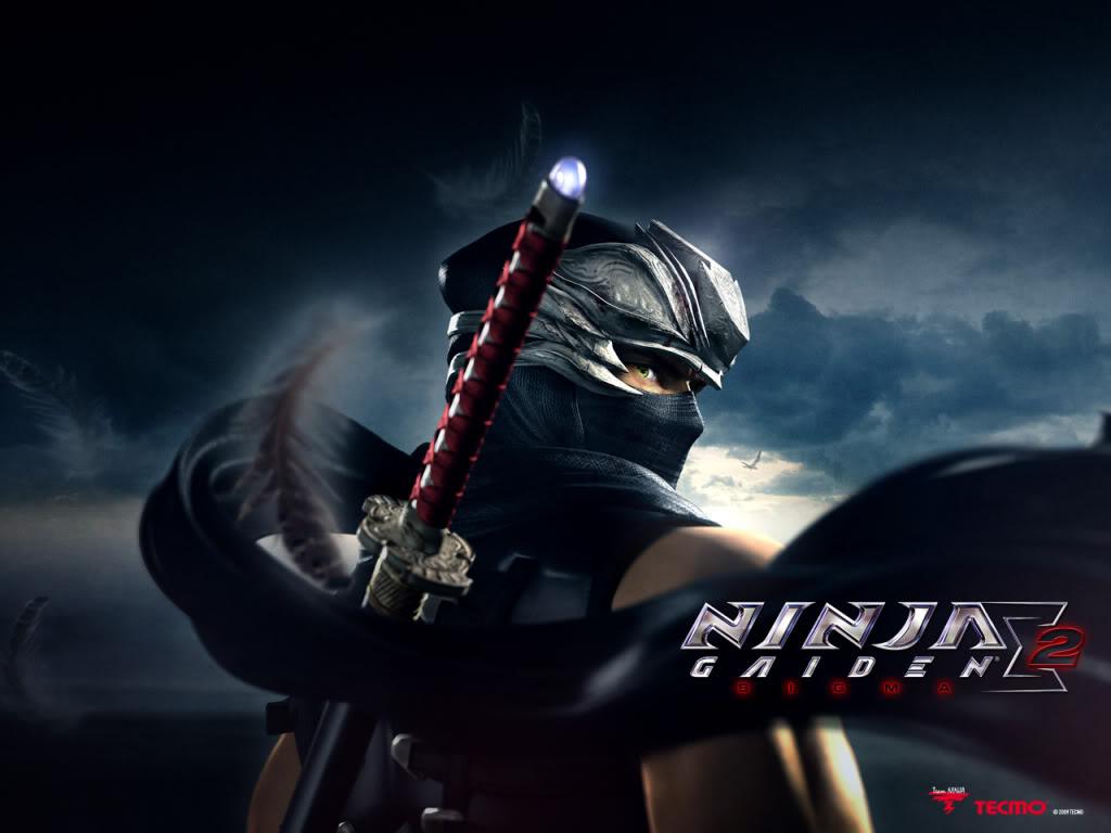 Game Ninja Gaiden Wallpaper: Best Game Wallpaper: Ninja Gaiden Sigma 2 Wallpapers 1024