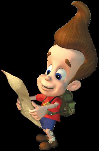 Characters Jimmy Neutron