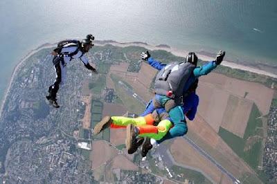parachutisme le havre
