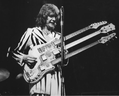 JazzRockandProg: Chris Squire-Fish Out Of Water 1975