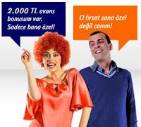 ING Bank Avans  Bonus Kampanyasına Başvurmadan Önce...