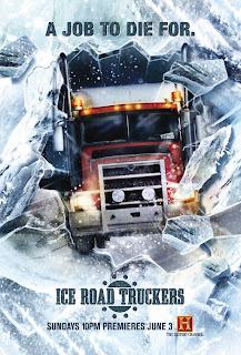 Re: Trucky na ledě / Ice Road Truckers / CZ