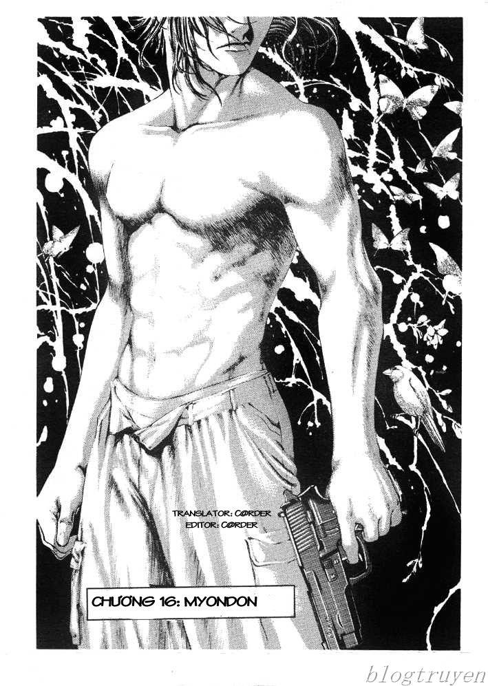 Zombie hunter chap 16 trang 1