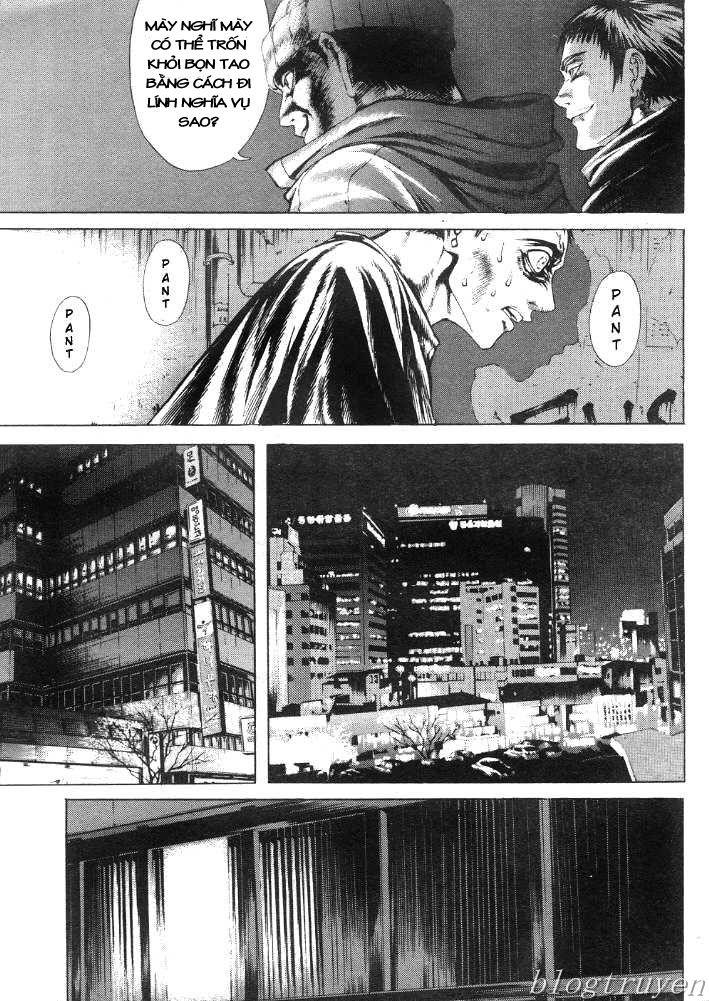 Zombie hunter chap 16 trang 7