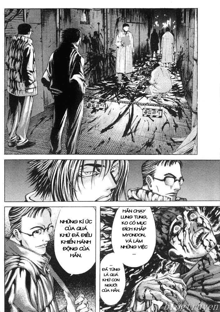 Zombie hunter chap 16 trang 16