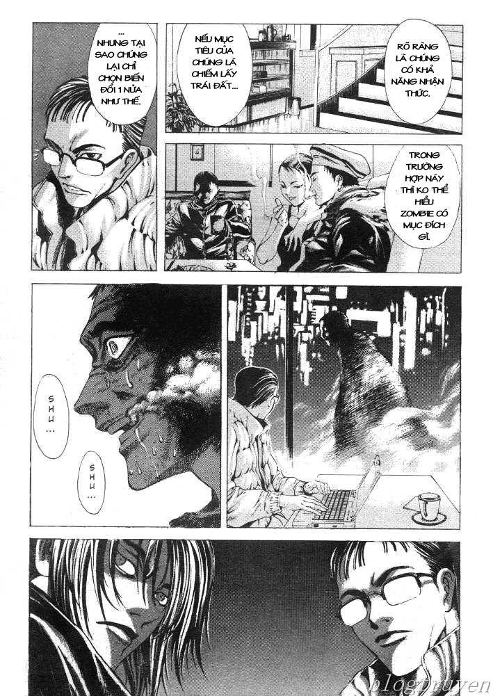 Zombie hunter chap 16 trang 19