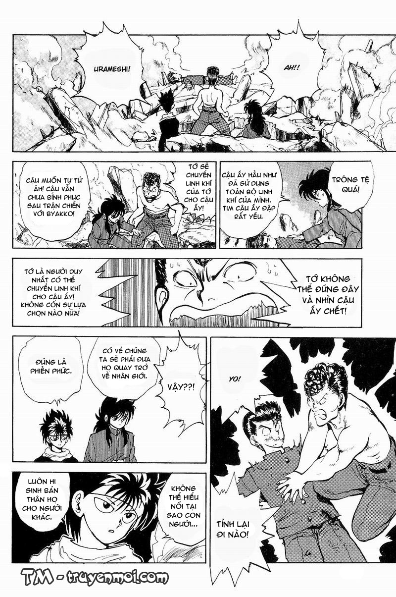Hành trình của Uduchi chap 044: phương sách cuối cùng trang 12