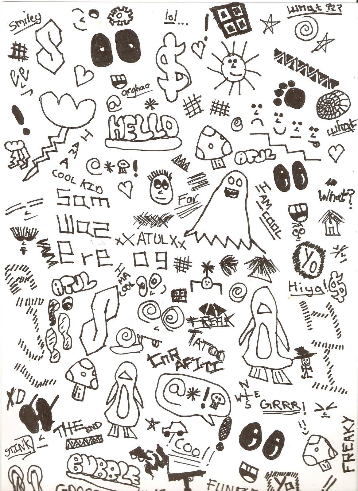 easy doodle art - photo #11