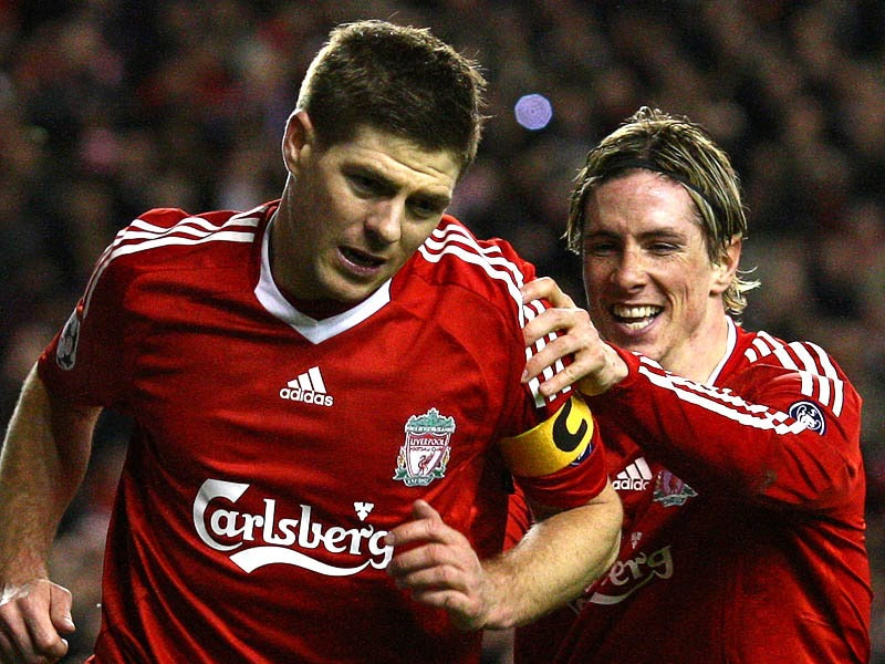LIVERPOOL: TORRES BELIEVES GERRARD IS CRUCIAL