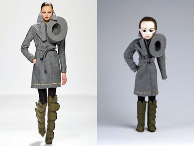 What S He Wearing The House Of Viktor Rolf Dutch Fashion Design Arrives At The Barbican Art Gallery