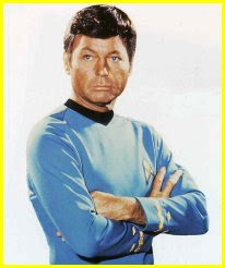 What Kirk achieves with utter manliness and Spock with weird alien mojo, I get done with nothin' but a bad attitude.