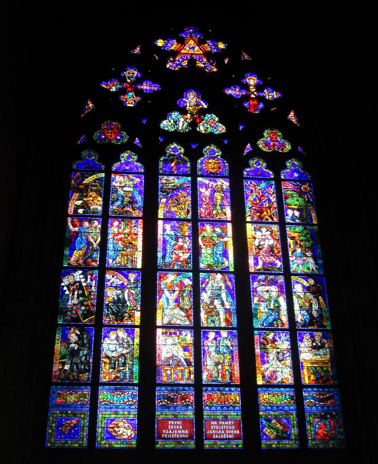 gothic church stained - photo #35