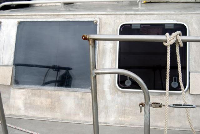 966ac856837 S V MOMO  Replacing Boat Windows  Polycarbonate (i.e. Lexan) or ...