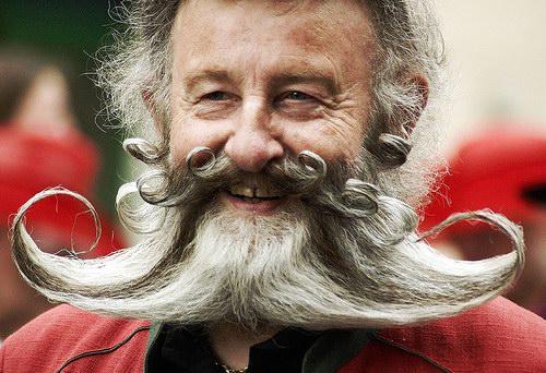 Mustaches Actors Older