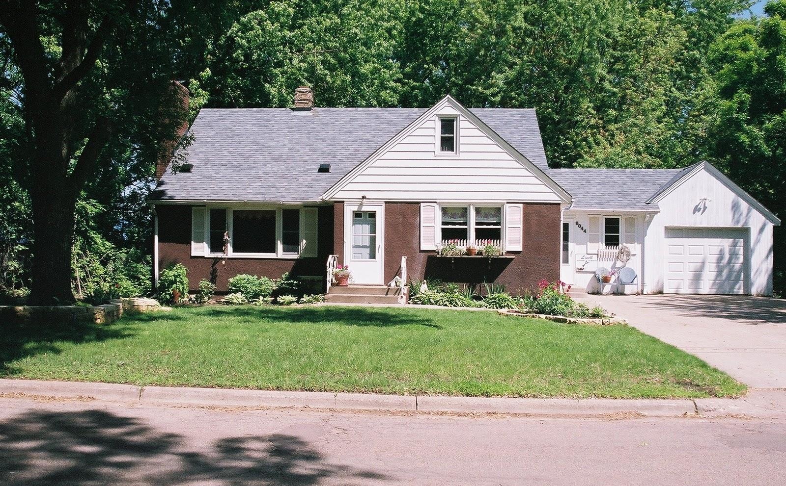 Home Exterior Facelift; Adding A Porch
