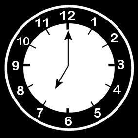 Zandloper Kleurplaat Kikirikiaga Giovanni Papini El Reloj Parado A Las 7