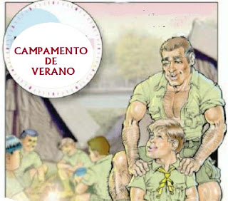Relatos Gay Campamento De Verano