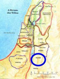 Resultado de imagem para mapa, cidades de Belém e Moabe
