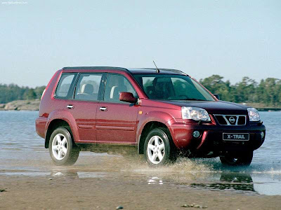 Toyota Rav4 Lease >> Best Fast Cars: Nissan XTrail 2002