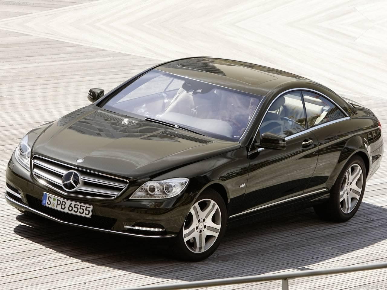 Mercedes-Benz Auto Car: 2011 Mercedes-Benz CL-Class