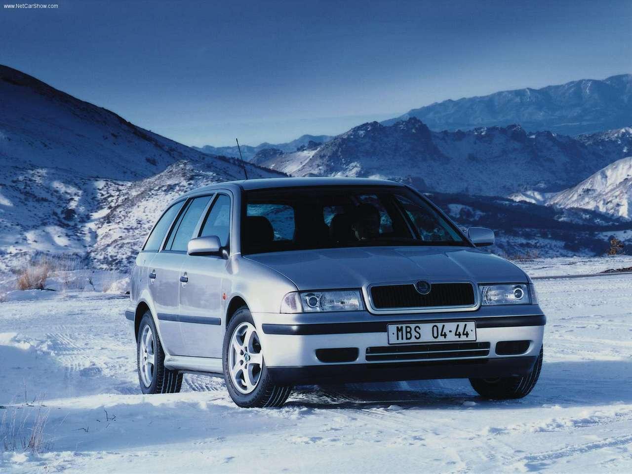1999 skoda octavia combi 4x4 skoda cars. Black Bedroom Furniture Sets. Home Design Ideas