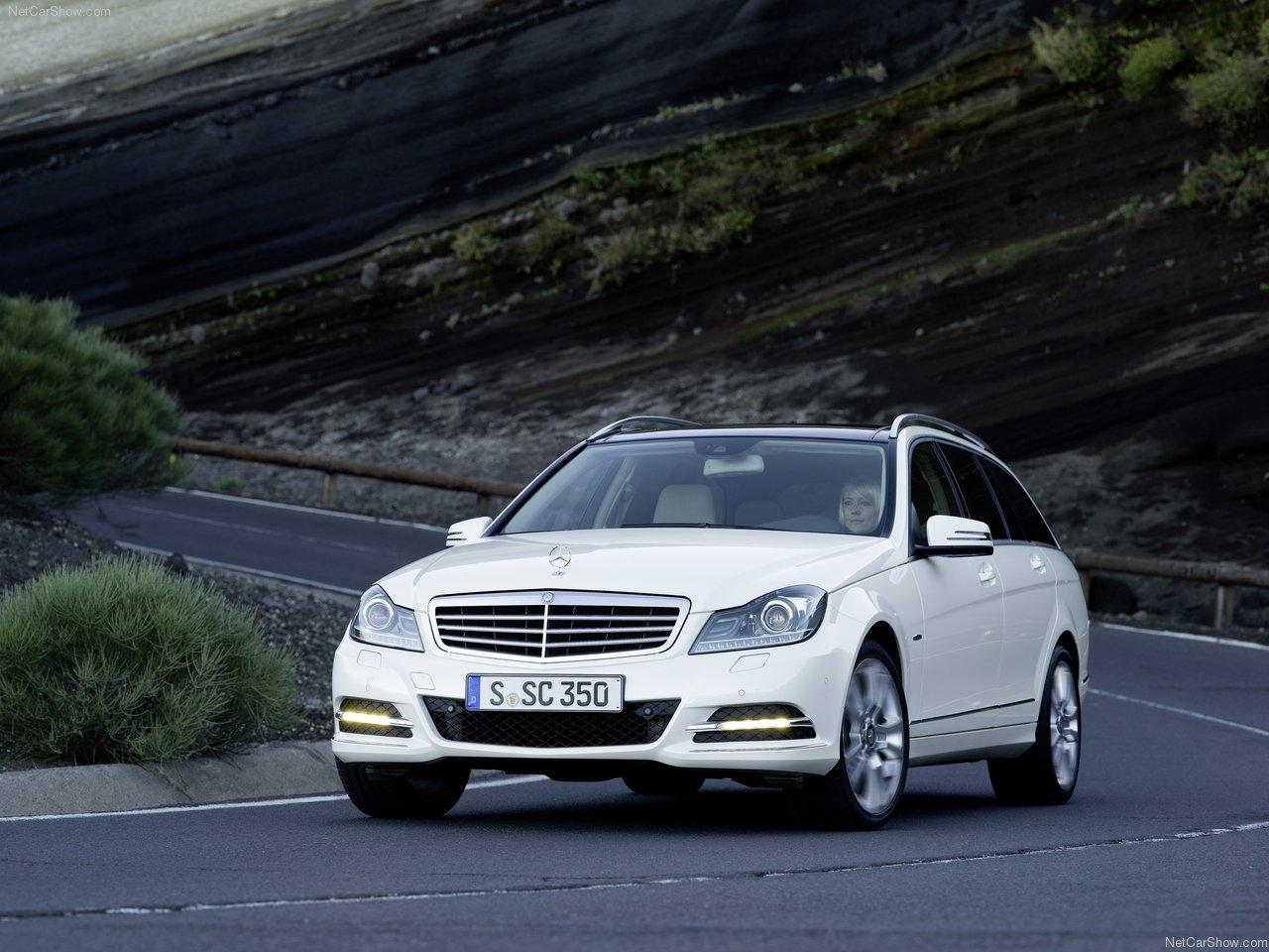 automotive supply 2012 mercedes benz c class estate. Black Bedroom Furniture Sets. Home Design Ideas