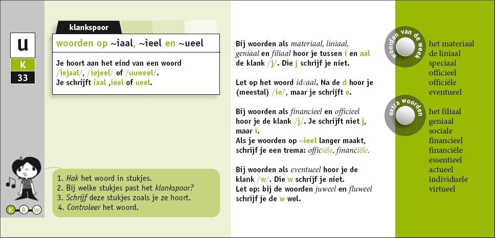 Bekend Spelling | Juf Anke lesidee &RQ26