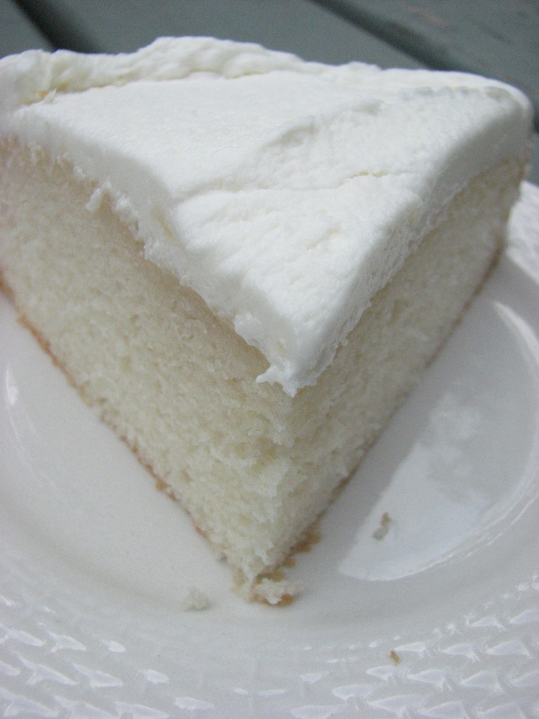 Moist White Cake Recipe All Purpose Flour