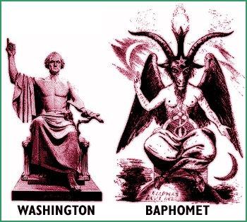 Baphomet And George Washington