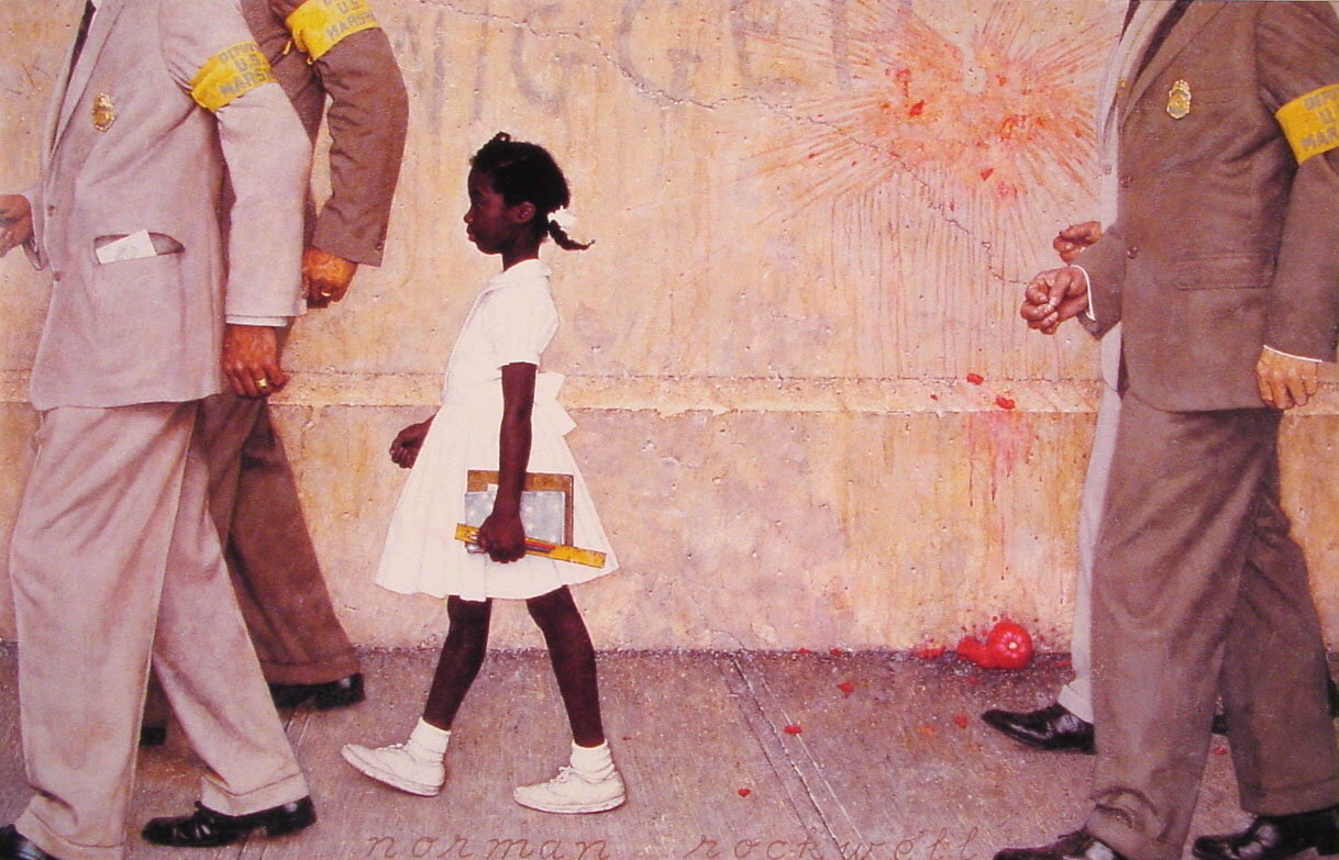 Gimme More Bananas Norman Rockwell