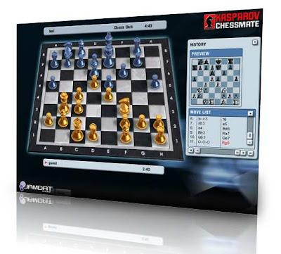 2rhbgaq Kasparov Chess Mate 1.1.0.14 Portable