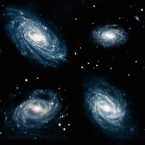 how many galaxies in the universe - photo #44