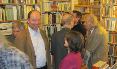 links im Bild: Dr. Carsten Wurm, rechts: Prof. Wolfram Körner