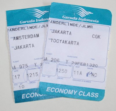 Flight Tickets