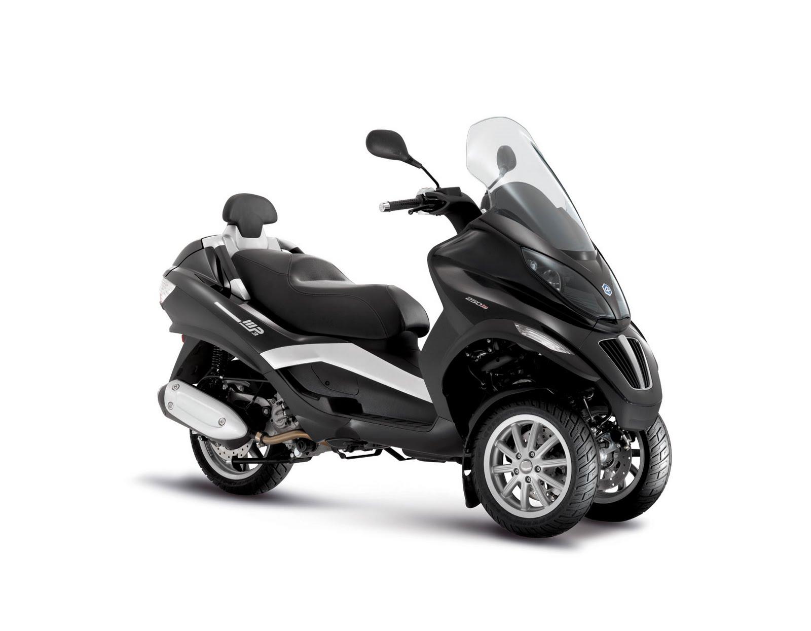 best motorcycle 2009 piaggio mp3 250. Black Bedroom Furniture Sets. Home Design Ideas
