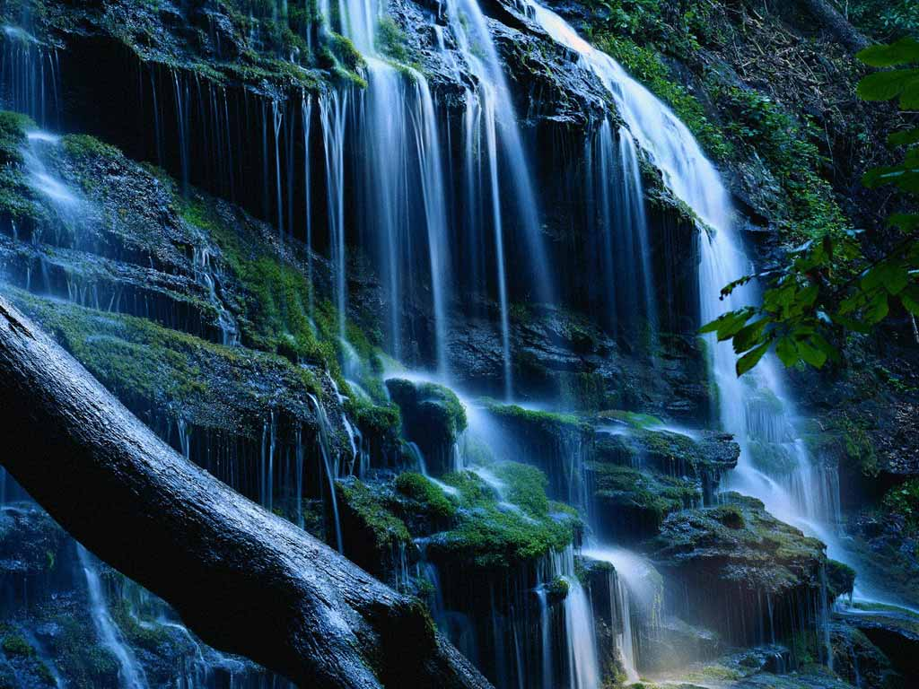 Cool Wallpapers Water Fall Refreshing Wallpapers Beautiful Nature Wallpapers