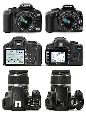Canon 450D EOS Digital Rebel XSi Specifications | Photography Ebook