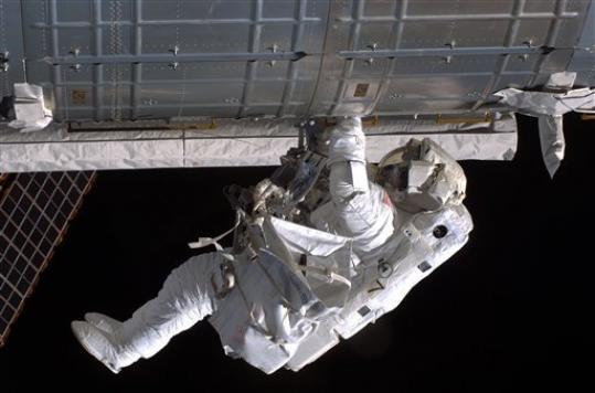 Brookie's blog!(:: Gravity in space?!?