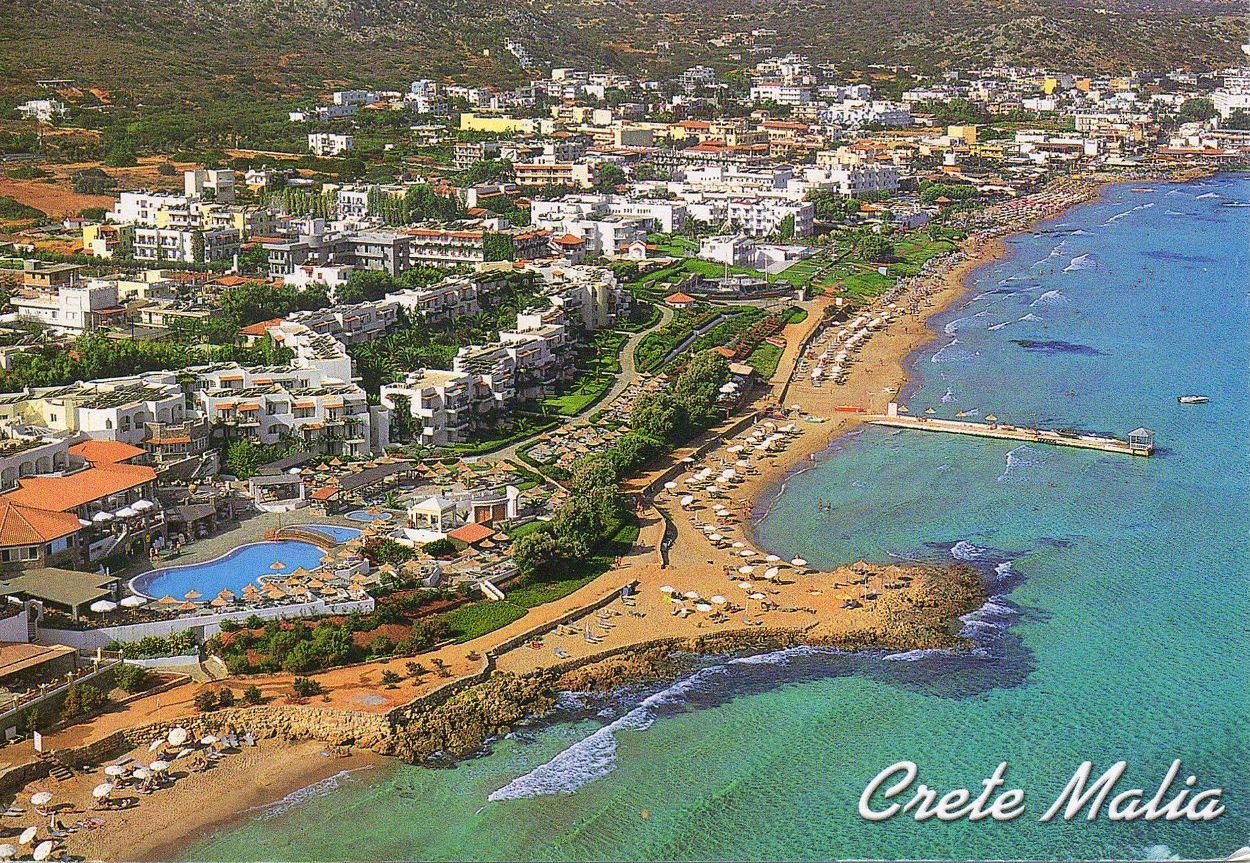 Kreta Hotel Malia Park