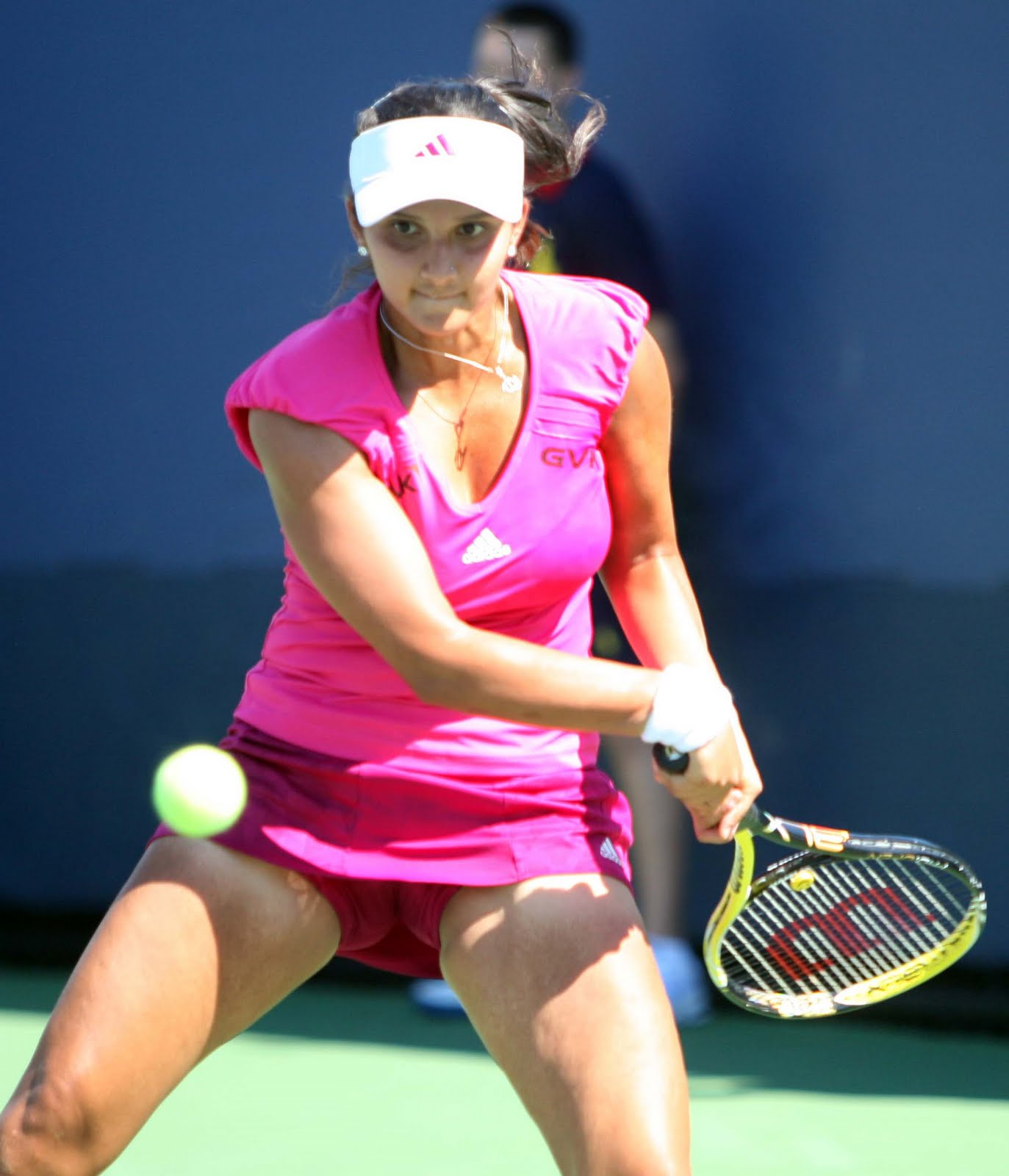 starbuzzonline com 2010 sania mirza is qualified to play for the us open tennis 2010