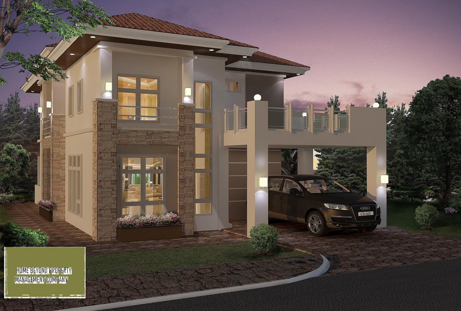 Modern Double Storey Houses Double Storey House Designs Joy Studio Design Gallery