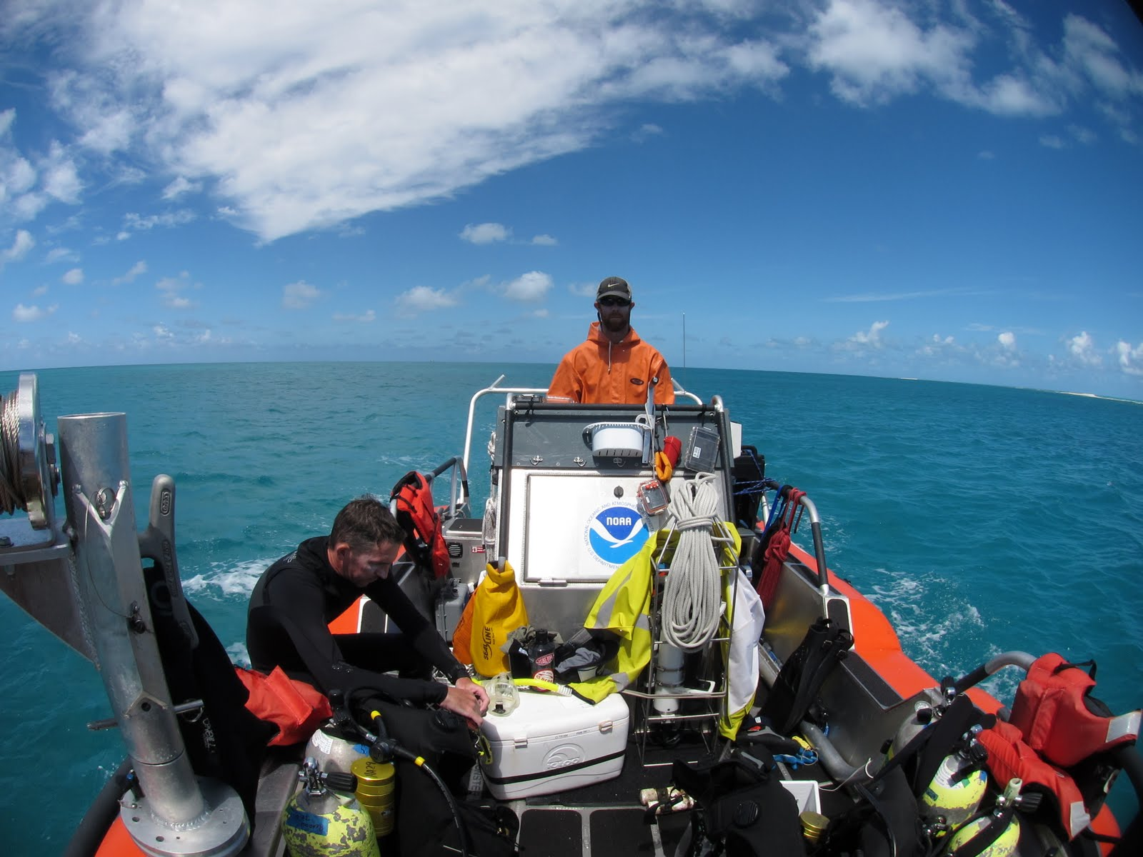 Noaa Coral Reef Ecosystem Division Mission Blog A Day