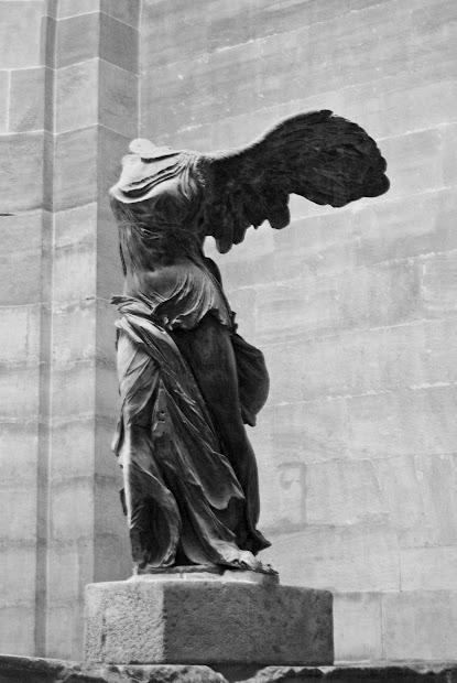 Paris Winged Victory Of Samothrace