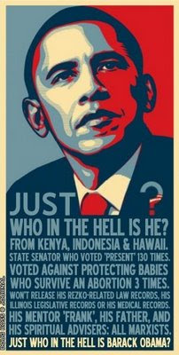 Only Obama poster you will ever need