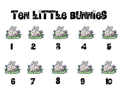Counting Time: Bunnies