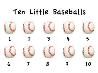 Counting Time: Baseballs